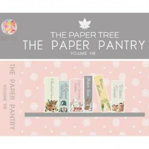 The Paper Boutique The Paper Pantry Vol 8 USB Collection