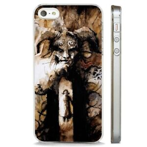 Pans Labyrinth Fantasy Painting CLEAR PHONE CASE COVER fits iPHONE 5 6 7 8 X