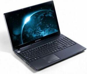 """notebook 15,6"""" eMachines e644"""