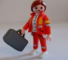 Playmobil Series 4 First Responder Medic Figure