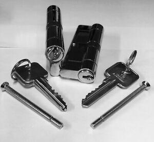 Anti Snap Euro Double Cylinder KEYED ALIKE PAIRS 4040