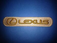 Toyota Lexus Car Auto Club Iron On Hat Jacket Hoodie Seat Cover Patch Crest C