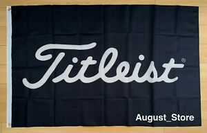 Titleist Golf Clubs 3x5 ft Flag Masters Players