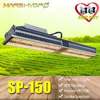 Mars Hydro SP 150 LED Grow Light Full Spectrum Lamp Medical Plant Veg Flowering