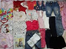 AUTUMN WINTER NEXT MOTHERCARE CONRAN 47 BUNDLE BABY GIRL CLOTHES 3/6 MTHS  (4.6)