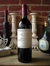 weine vin wijn wine Chateau Le Couvent 1993 Grand Cru Saint Emilion.25 Jahre Alt