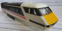 Hornby X2784/2 Class 91 Body 91 014 Intercity - (No Fittings)