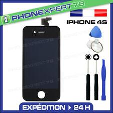 "VITRE TACTILE IPHONE 4 ""S"" + ECRAN LCD SUR CHASSIS + OUTILS"