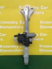 FORD MONDEO MK3 2000-07 DRIVERS SIDE REAR WINDOW REGULATOR & MOTOR 0130 821772