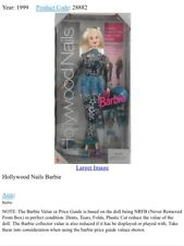 1999 Hollywood Hair Barbie #28882 never been out of the box