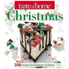 Taste of Home Christmas: 465 Recipes for a Merry Holiday! - BRAND NEW!