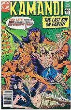 Kamandi the last Boy on Earth nº 54/1978 Dick Ayers