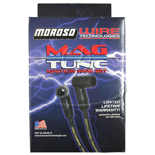 USA-MADE Moroso Mag-Tune Spark Plug Wires Custom Fit Ignition Wire Set 9060M-4