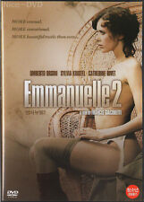 Emmanuelle 2 (1975) DVD, NEW!! Sylvia Kristel (Emmanuelle: The Joys of a Woman)