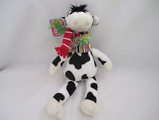 Gund Crosby Cow #88195 NEW Retired