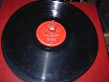 TONY PASTOR makin whoopee / paradiddle joe ( jazz ) 78 rpm cosmo