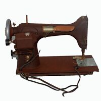 Vintage Free Westinghouse Sewing Machine Rust Brown Ships Today