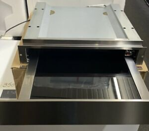 KitchenAid 14cm Warming Drawer  Stainless Steel