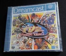 Fighting Vipers 2 - NEW FACTORY SEALED Sega Dreamcast DC EU PAL