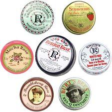 0.8oz SMITH'S ROSEBUD SALVE Rose Lip Balm Lip Gloss Lip Care - Original