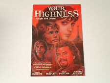 YOUR HIGHNESS Knight & Dazed TPB by Danny McBride 2011 Dark Horse Comics prequel