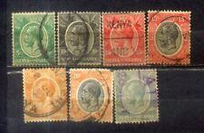 Kenya Uganda Tanganyika KUT Old Stamps Lot 5