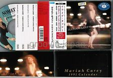 "MARIAH CAREY Someday Dance Special JAPAN 5"" PICTURE CD w/OBI+CALENDAR CSCS5406"