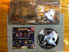 RHAPSODY - POWER OF THE DRAGONFLAME 2002 1PR NEW! LUCA TURILLI BLIND GUARDIAN
