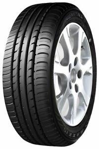 2 x New Maxxis Premtira HP5 98V Tyres 225 / 55 x R18