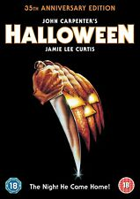Halloween: 35th Anniversary Edition [DVD] [1978] John Carpenter New Sealed