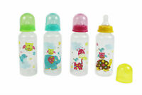 1 x First Steps 250ml Baby Feeding Bottles BPA Free Use From 0+Months
