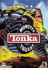 Tonka Monster Trucks (PC Game) design and drive your own biggest, toughest truck