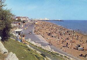 AK: Southsea Esplanade, Beach and Pier
