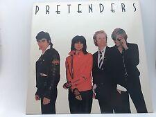 The Pretenders Vinyl Record LP 33 RPM