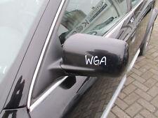 el. Außenspiegel links Audi A6 4B Allroad BRILLIANTSCHWARZ LY9B Spiegel schwarz