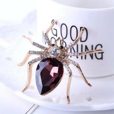Highgrade Exaggerated Spider Diamond Brooch Scarf Brooch Fashion