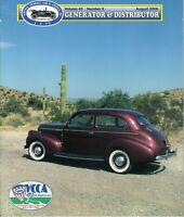 1940 Special Deluxe - Generator & DistributorMagazine Volume 45, #8 AUG 2006