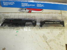 BACHMANN HO 4/8/4 GS4 CLASS STEAM LOCO & TENDER SOUTHERN PACIFC DCC ON BOARD
