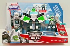 Playskool Heroes Transformers Rescue Bots - Arctic Rescue Boulder New