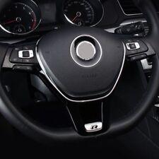 Emblem R Line Car Steering Wheel Sticker For VW Golf MK7 Passat Jetta Lamando