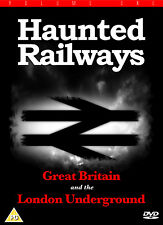 Haunted Railways Of Britain And The London Underground 13 Ghosts(DVD)
