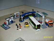 LEGO City 8404 Public Transport Complete with Manuals - No Box