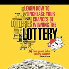 Learn How to Increase Your Chances of Winning The Lottery 9781452077468 Lustig