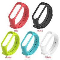 For Xiaomi Mi Band 4 Silicone Smart Bracelet Strap Replacement Watch Wristband