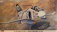 Hasegawa 1/72 F-4N Phantom II 'Jolly Roger VF-84' New Plastic Model Kit 00367