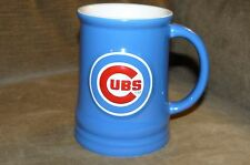Chicago Cubs 2007 Beautiful Ceramic Beer Mug Stein With MLB Holagram~Very Nice