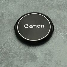 Genuine Canon FD C 55mm Snap-On Front Lens Cap S.C. S.S.C. Throwback  (#1335)