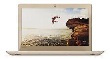 "Lenovo IdeaPad 520 15.6"" (256GB, Intel Core i7 7th Gen., 2.70GHz, 8GB) Notebook - Gold - 80YL00KPUK"