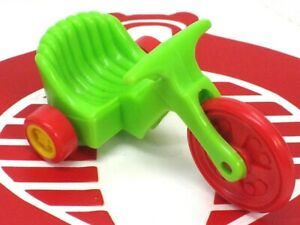 Muppet Babies McDonald's Happy Meal Toy Gonzo Tricycle Bike Accessory 1986