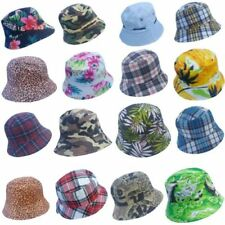 Summer Bucket Hats Fitted for Men